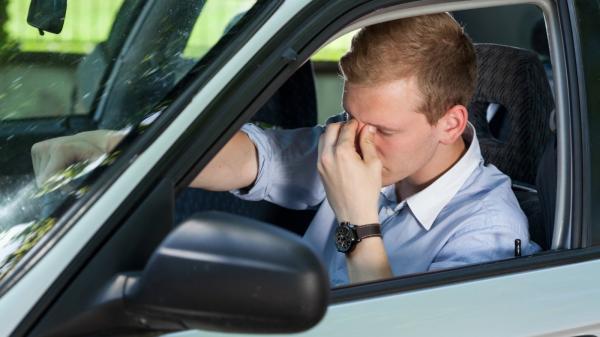 Усталость за рулем приравняли к состоянию опьянения