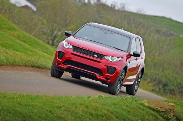 Land Rover Discovery Sport: обновление с прибавкой в мощности