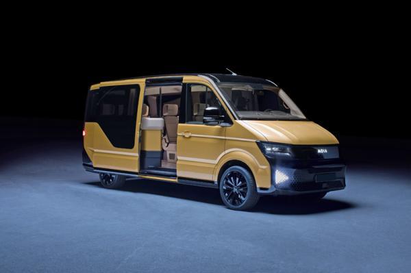 Volkswagen MOIA Ride Pooling: такси будущего