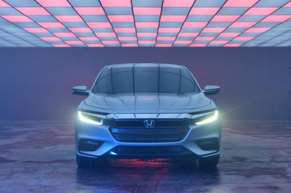Honda Insight: возвращение