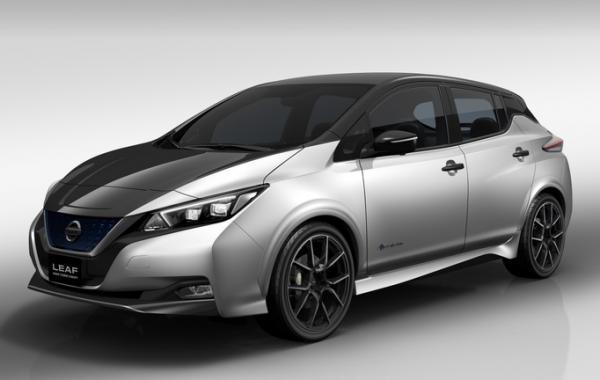 Электромобиль Nissan Leaf получит «горячую» версию