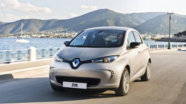 Renault и Dacia выпустят недорогой электромобиль