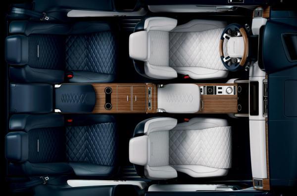 Range Rover готовит вседорожное купе