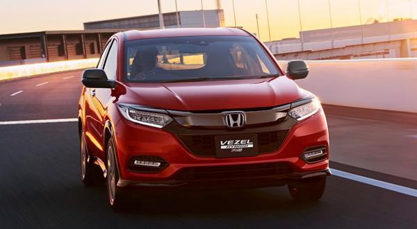 Honda HR-V обновлен