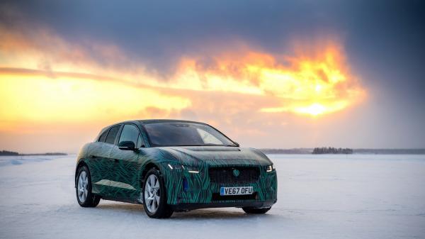 Электромобиль Jaguar I-Pace представят в марте
