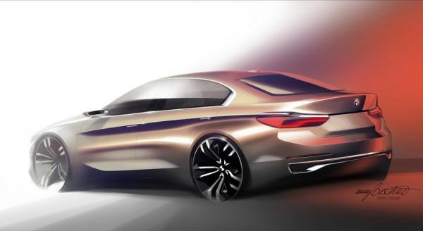 BMW готовит седан C-класса