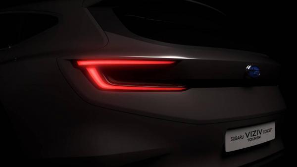 Subaru готовит спортивный универсал