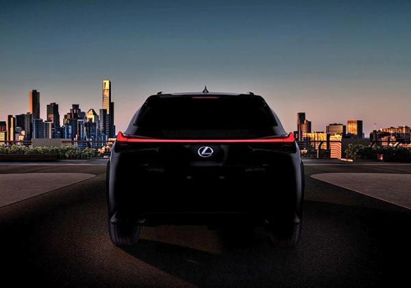 Самый компактный Lexus представят в марте UX