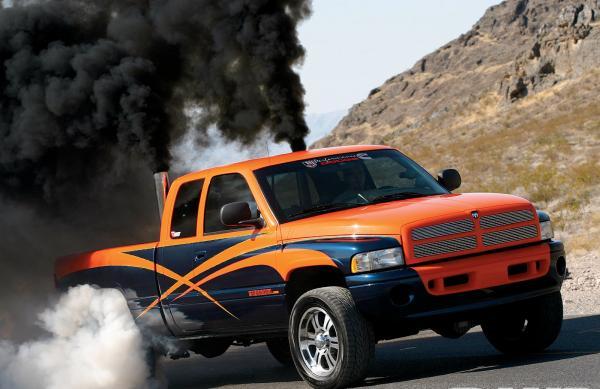Концерн Fiat Chrysler откажется от дизельных двигателей