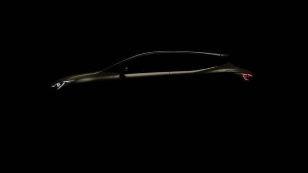 Первые фото новой Toyota Corolla