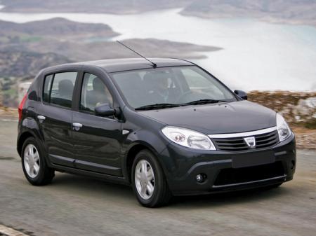 В Украине стала доступна Dacia Sandero
