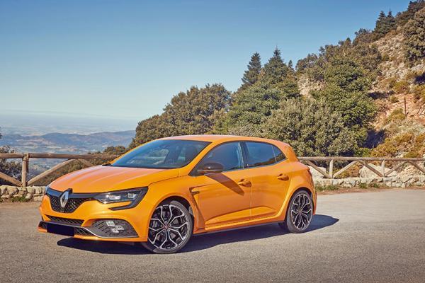 Renault Megane RenaultSport: возвращение