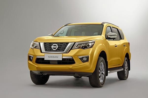 Nissan Terra: преемник рамного Pathfinder