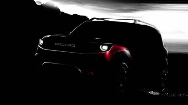 Первые изображения возрожденного Ford Bronco