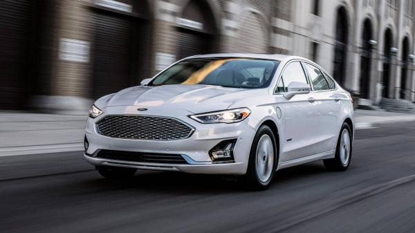 Ford Mondeo обновлен