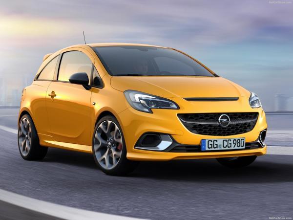 Opel Corsa получил заряженную версию