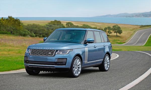 Range Rover: модернизированный флагман