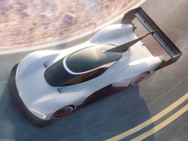 Электромобиль Volkswagen примет участие в гонках