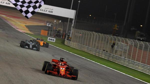 Формула-1: вторая подряд победа Феттеля