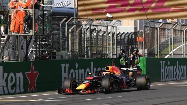 Формула-1: неожиданная победа Риккардо в Китае
