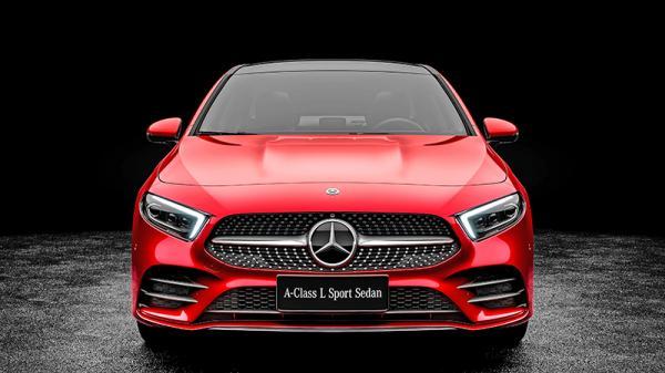 Mercedes-Benz A-Class Sedan: пополнение в линейке