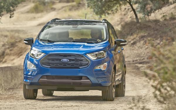 Ford EcoSport, Nissan Juke и Renault Captur: полный привод – не главное