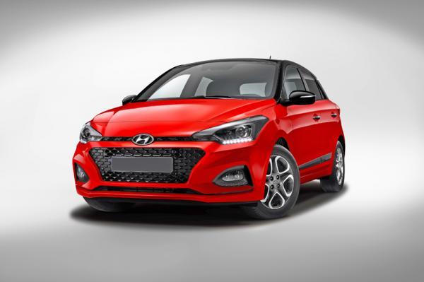 Hyundai i20: обновление