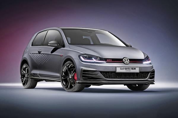 "Volkswagen Golf GTI TCR: самый быстрый в ""семействе"""