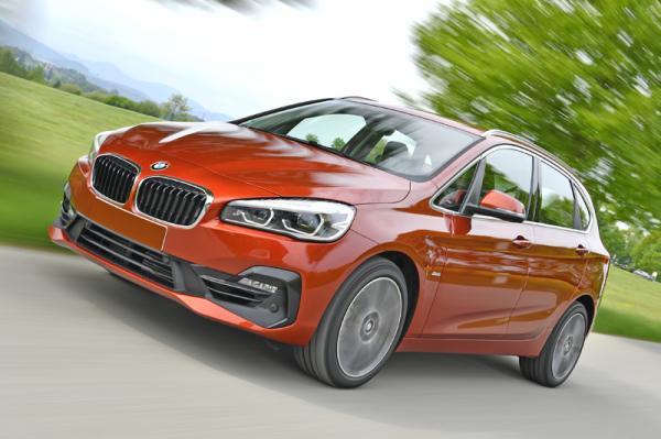 BMW 2 Series Active Tourer: модернизация
