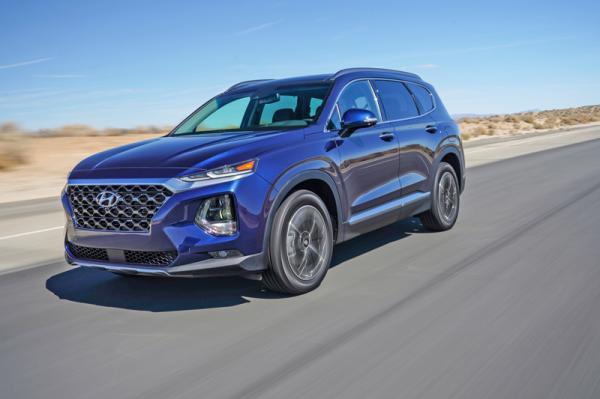 Hyundai Santa Fe: новый формат