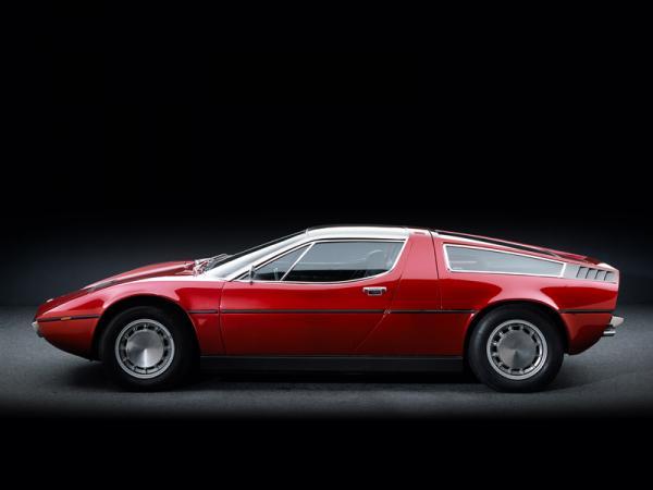 Maserati: подобно ветру