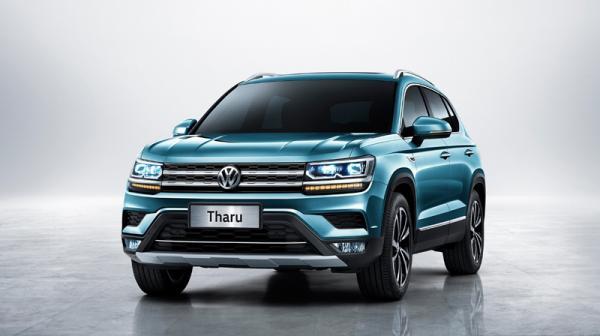 Volkswagen Tharu: бюджетный младший брат Terramont