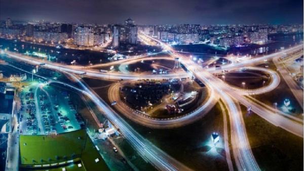 В Киеве реконструируют две транспортные развязки