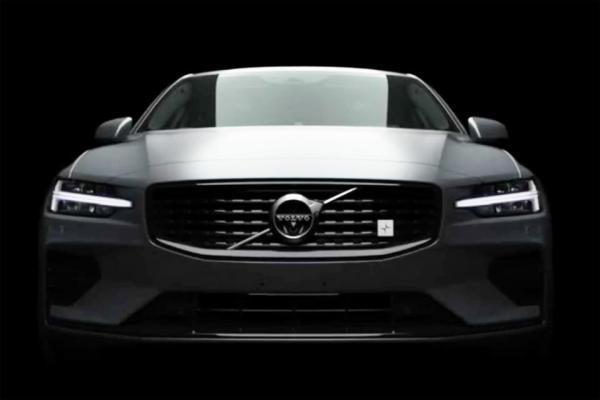 Новый Volvo S60 покажут 20 июня