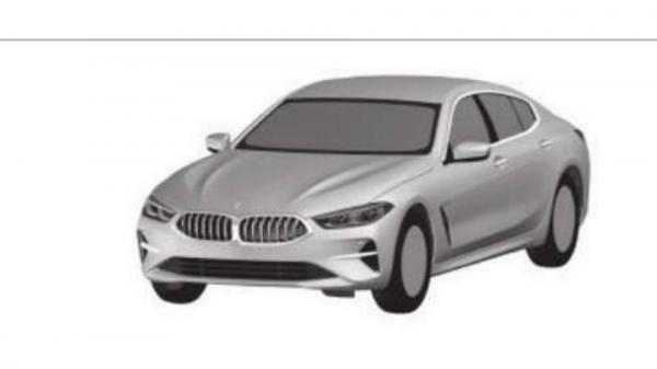 Рассекречены седан и кабриолет BMW 8 Series