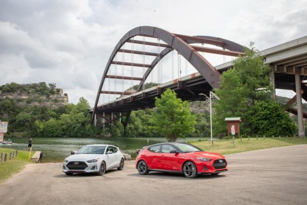 Hyundai Veloster: второе пришествие
