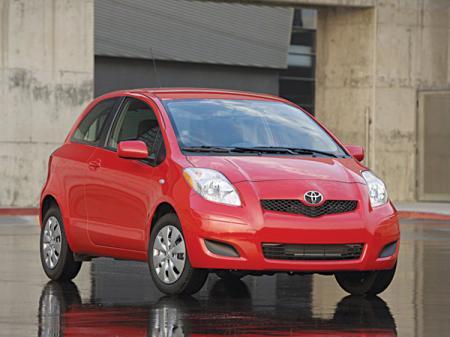 Обновление Toyota Yaris