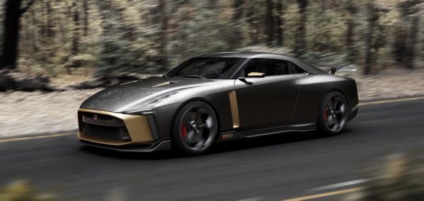 Nissan GT-R50: предвестник нового поколения купе