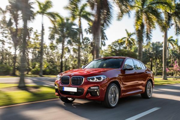 BMW X4: второе поколение