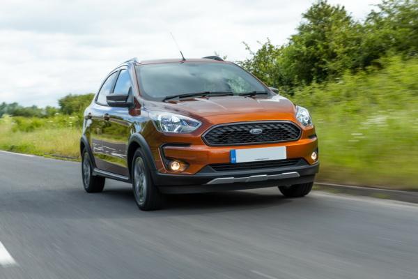 Ford Ka+ Active: хетчбэк во вседорожном стиле