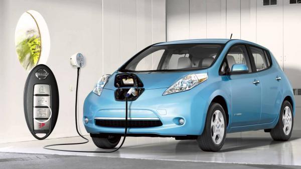 Продажи электромобилей в Украине побили очередной рекорд