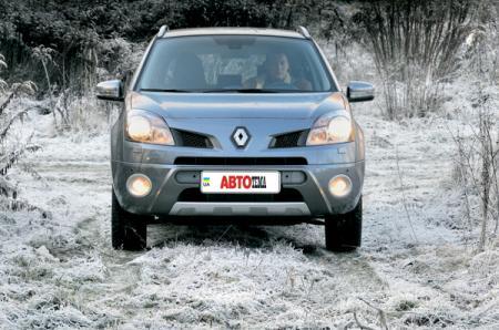 Renault Koleos :