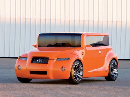 Scion Hako Coupe: автомобиль для молодежи