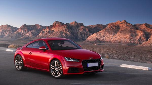 Audi TT: освежение к юбилею