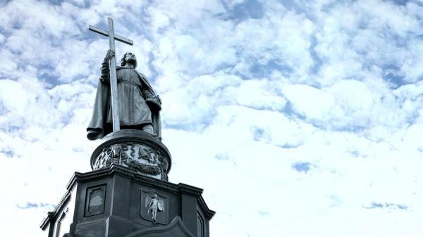 Какие улицы перекроют в Киеве на День крещения Руси-Украины