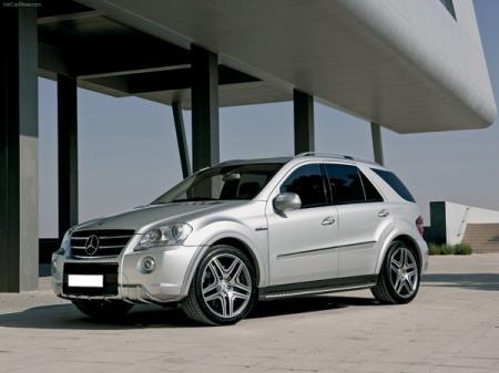 Mercedes-Benz M-Class:  свежее