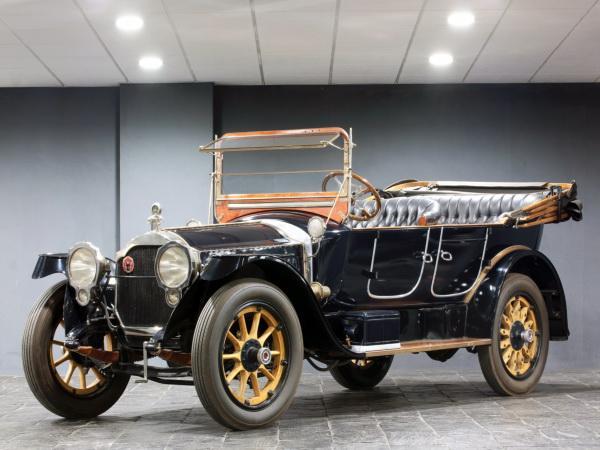 Packard Twin Six: первопроходец в премиум-сегменте