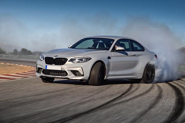 BMW M2 Competition: быстрее и острее