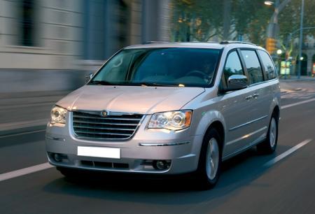 Chrysler Grand Voyager: большой путешественник