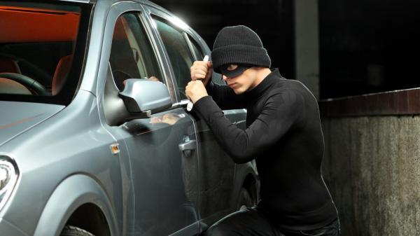 Самые угоняемые автомобили в Украине